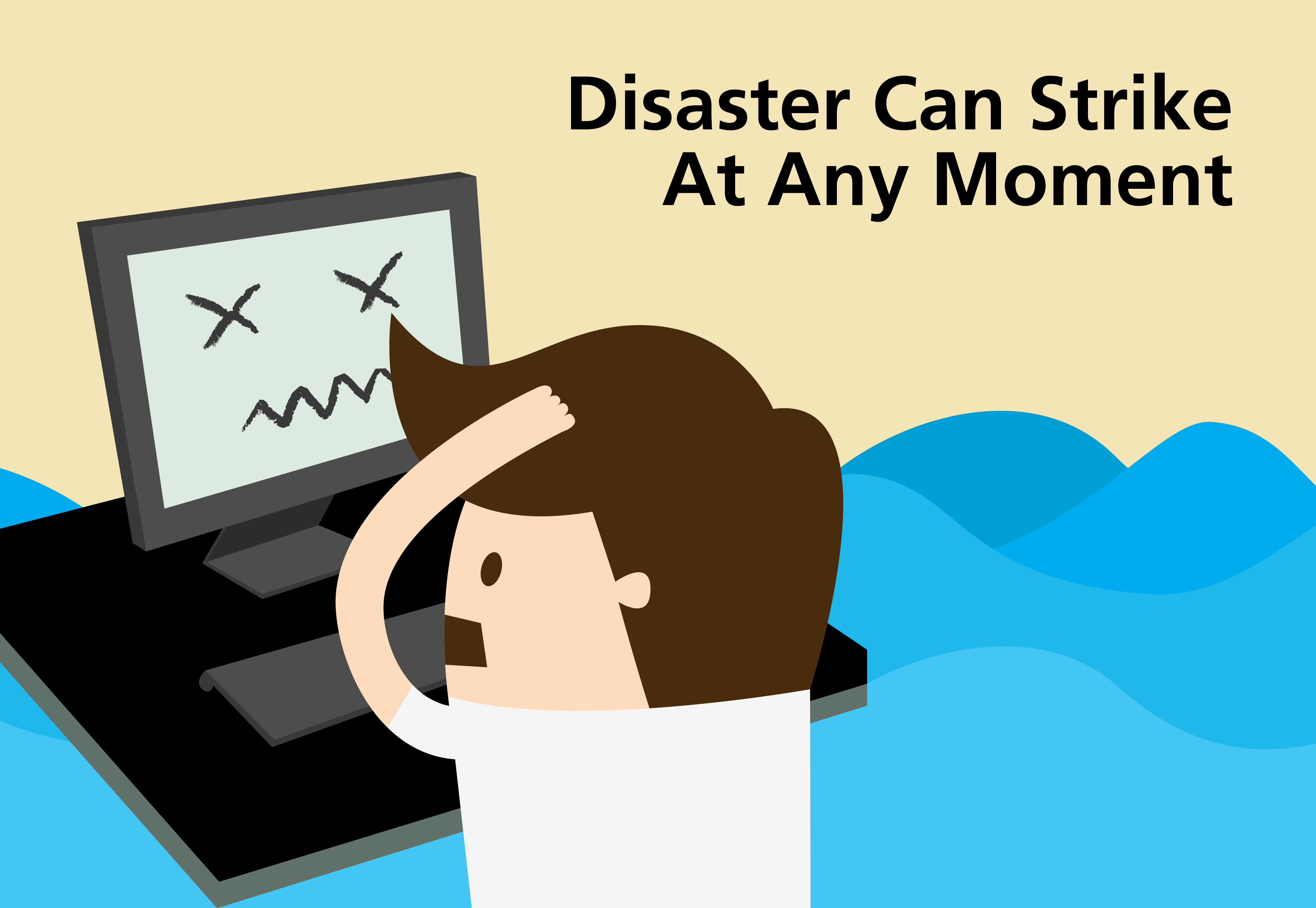 The 10 Disaster Planning Essentials For A Small Business Network