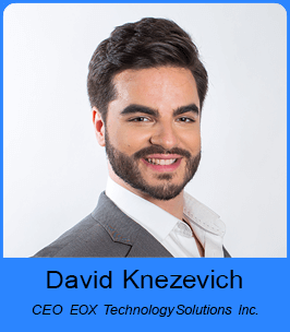 David Knezevich - EOX Technology Solutions