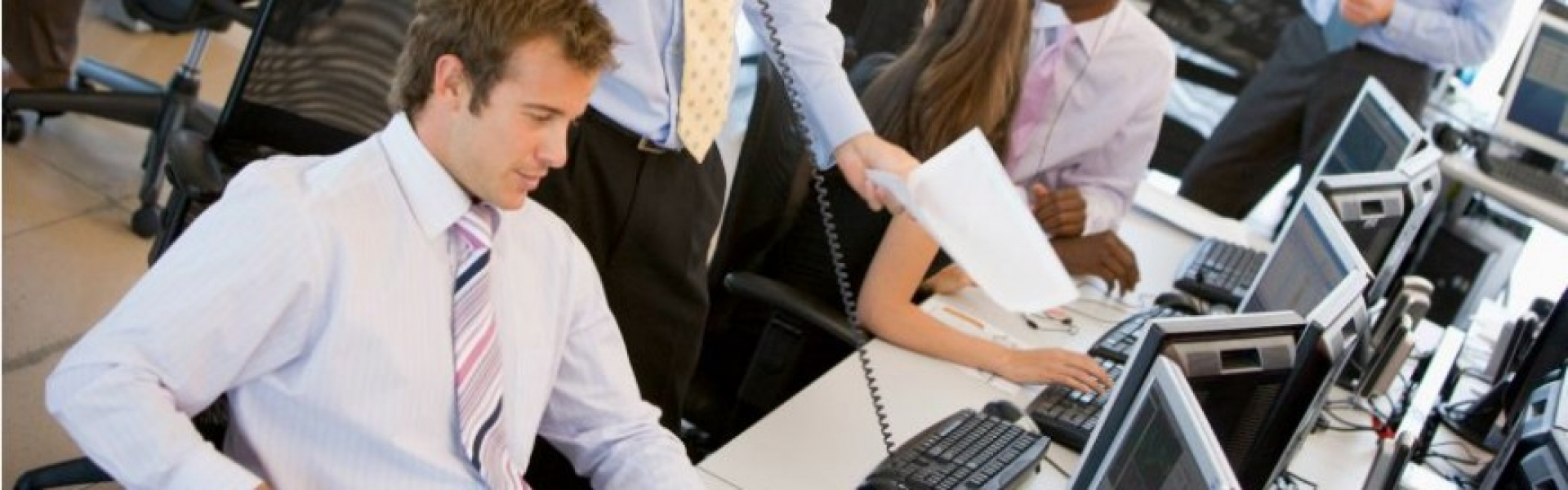 Using technology to boost staff efficiency