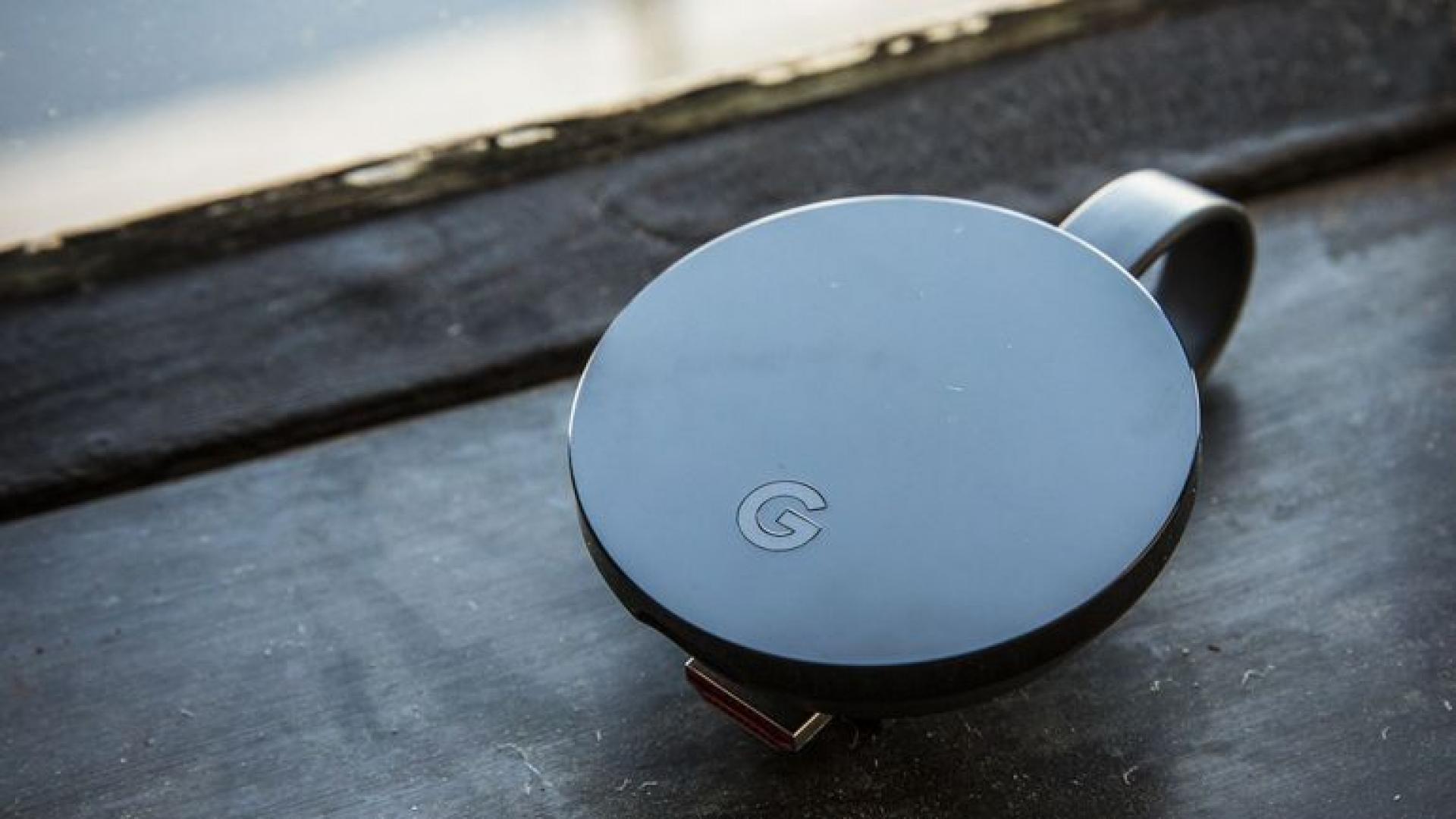 The New Google's Chromecast Ultra